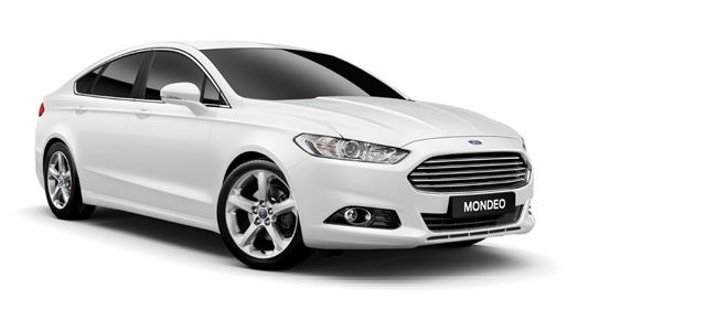 Mondeo Trend Hatch Petrol
