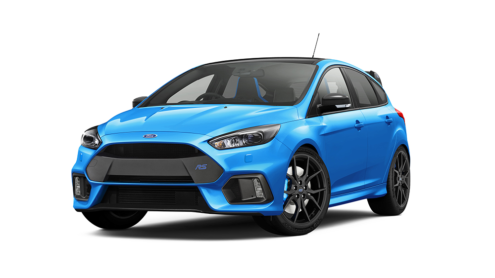 2017 Ford Focus RS Limited Edition LZ