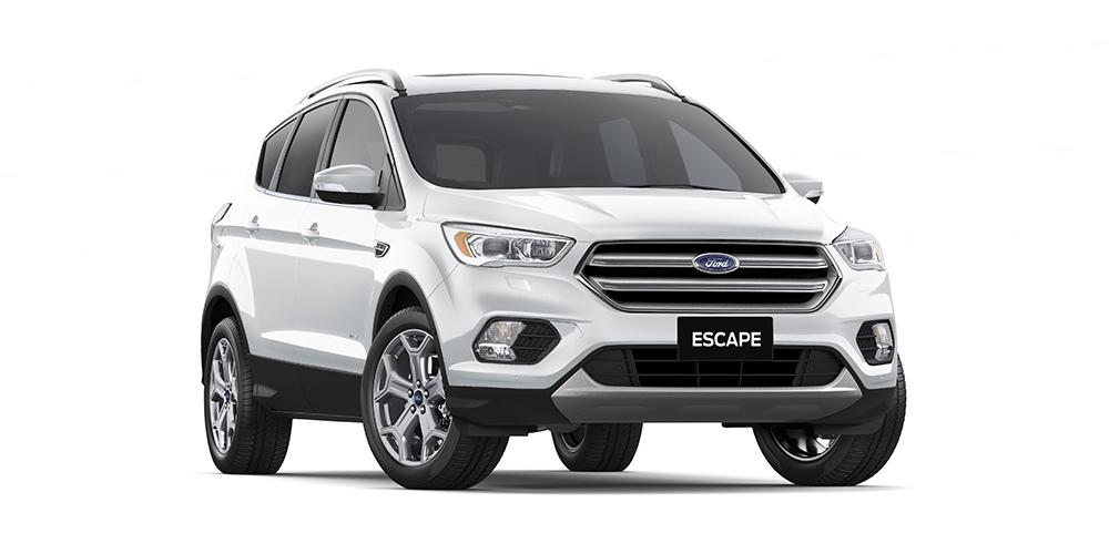 2018 Ford Escape Titanium AWD ZG