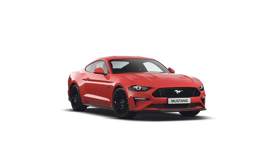 2018 Ford Mustang GT Fastback FN