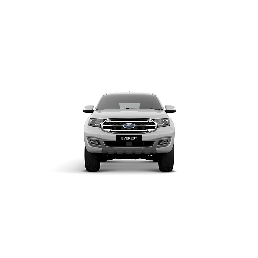 2019 Ford Everest Trend 4WD UAII