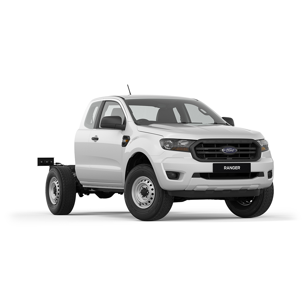 2019 Ford Ranger 4×4 XL Super Cab Chassis PX MkIII