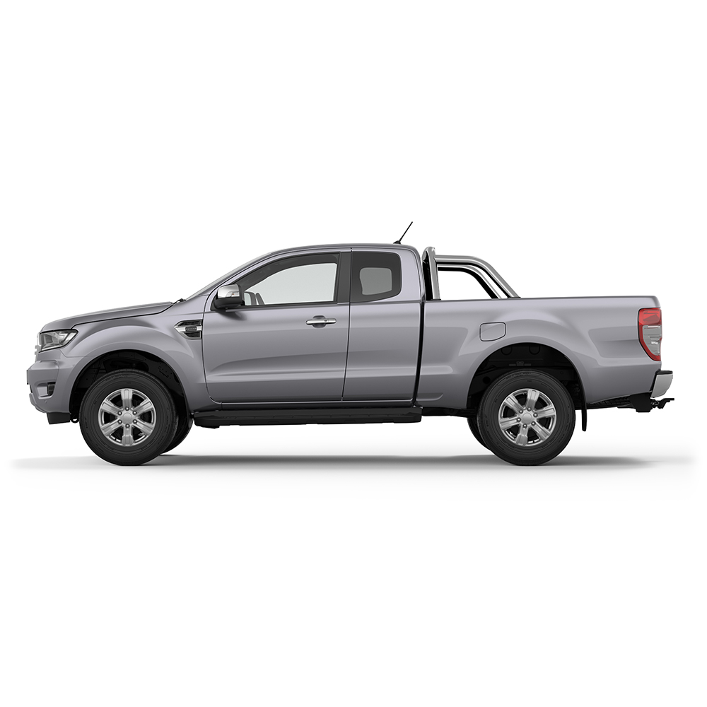 2019 Ford Ranger 4×4 XLT Super Cab Pick-up PX MkIII